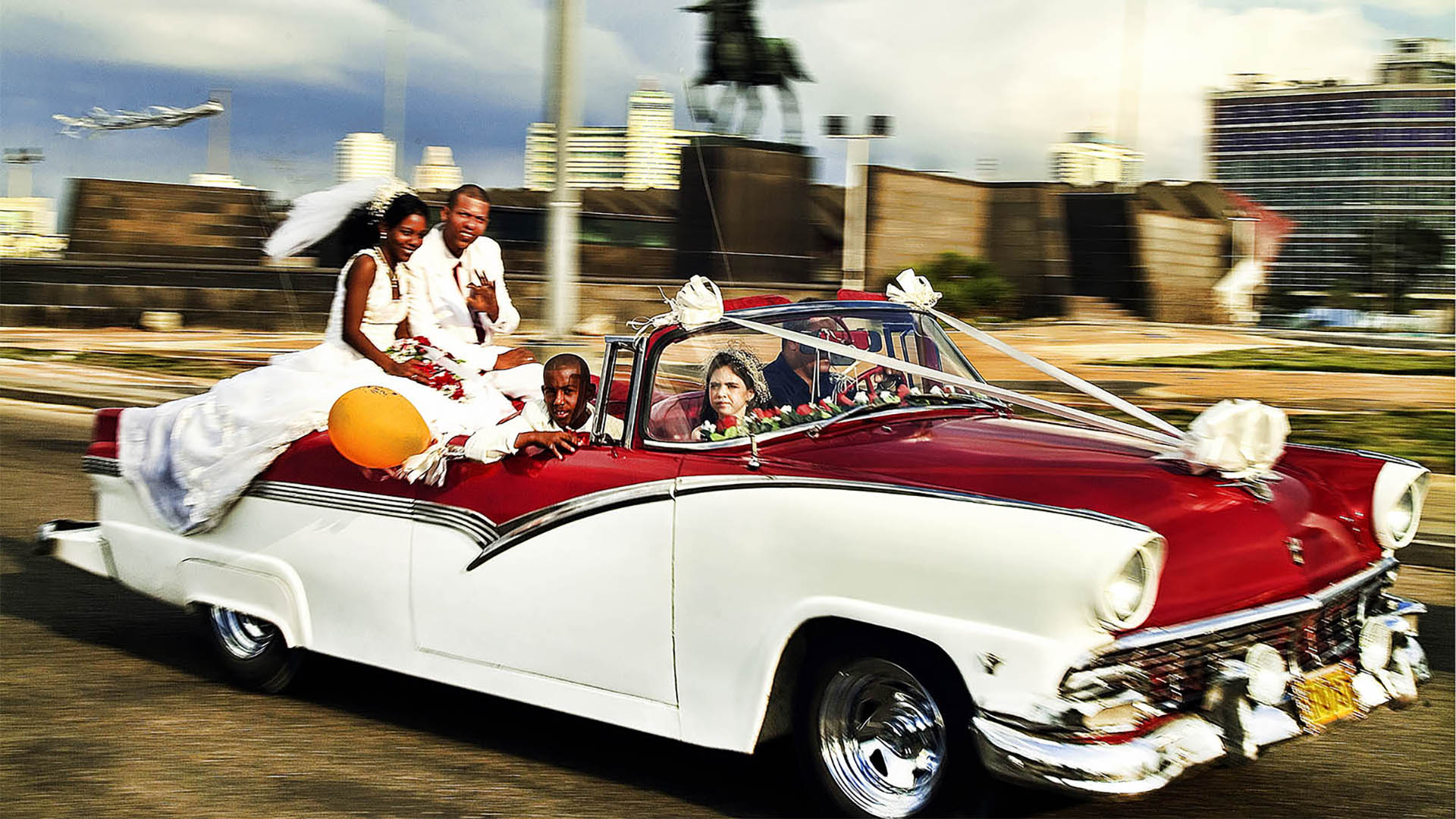 Wedding in Havana: Faces de Cuba