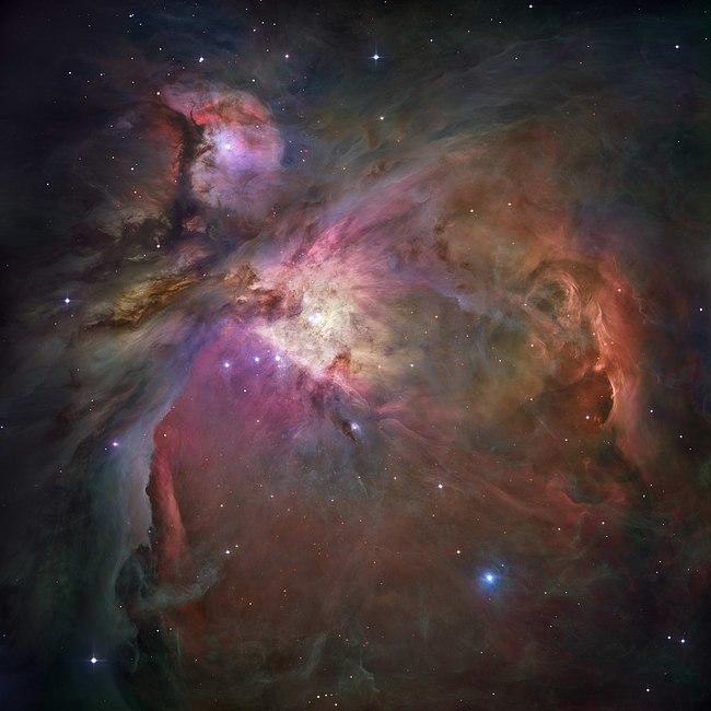 Messier 42 (Nebulosa de Órion)