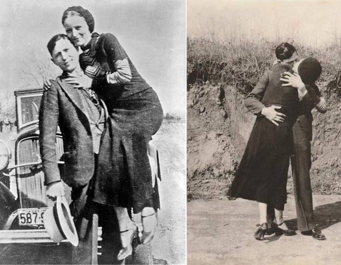Fotos Bonnie e Clyde