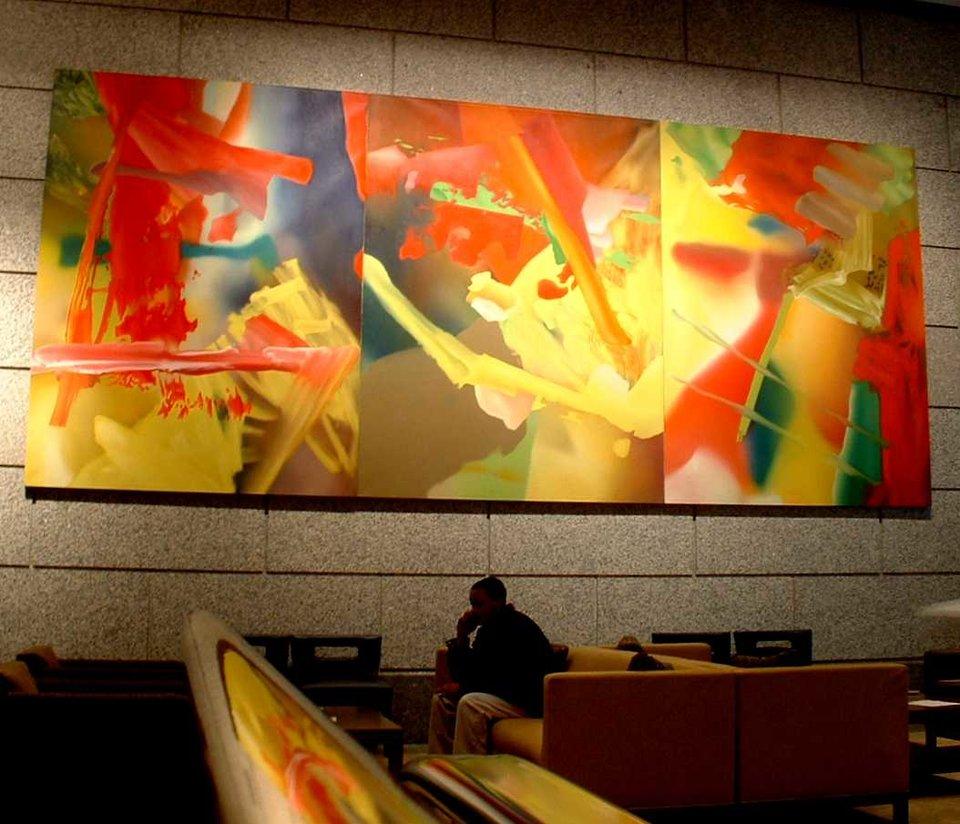 Arte nos escritórios