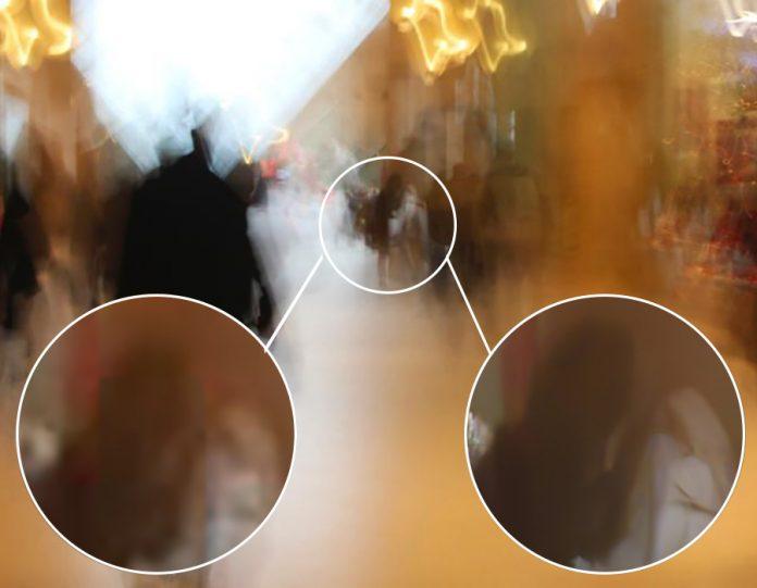 Imagem: Benedito de Toledo Jr. | Detalhes de ampliação. À esquerda temos a interpolação feita pelo Photoshop. À direita, pelo software utilizado pelo Instaarts.