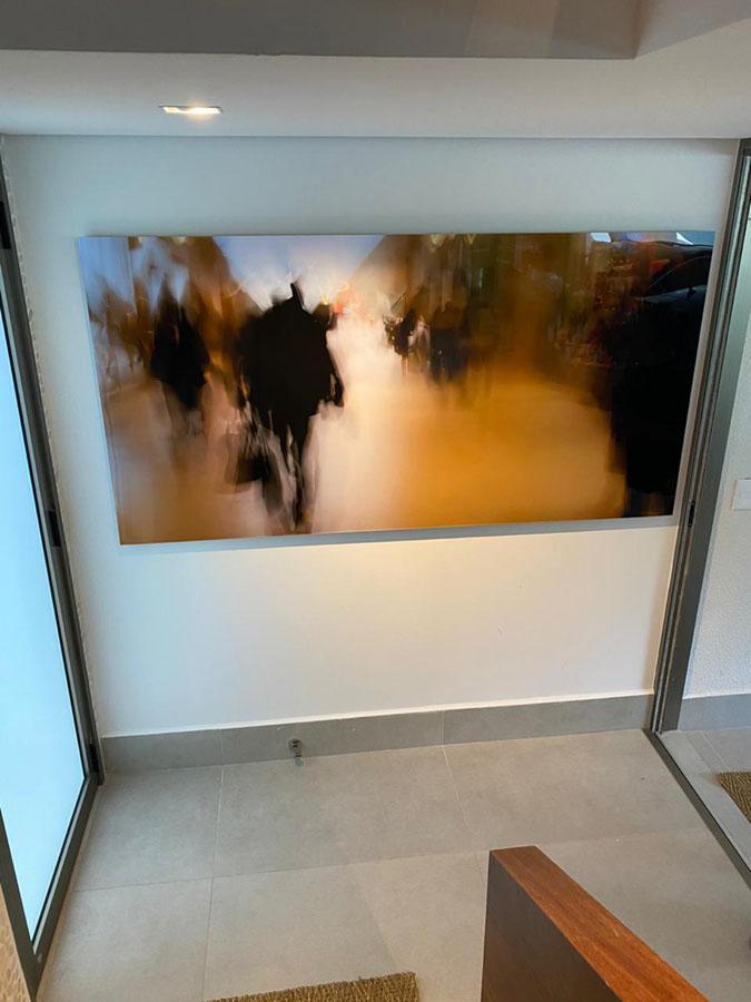 Imagens pequenas podem virar quadros gigantes
