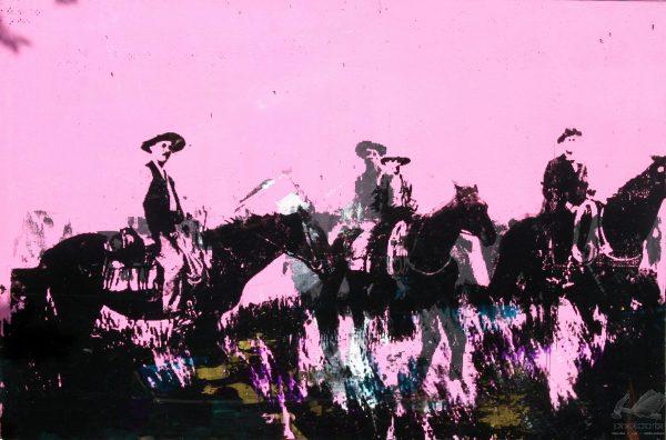 Cowboy Trek (Sandra Rauch)