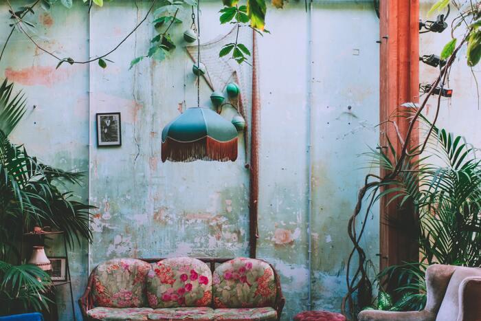 cores vintage