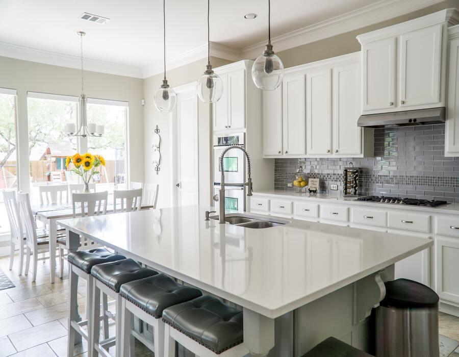 layout da cozinha