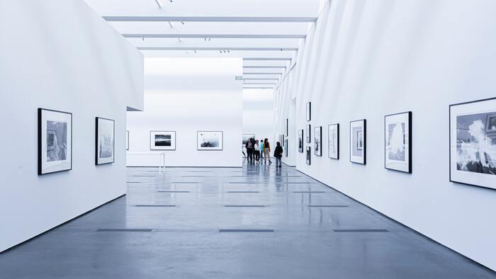 como escolher uma galeria