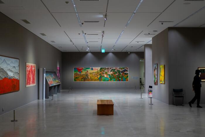 o futuro das galerias