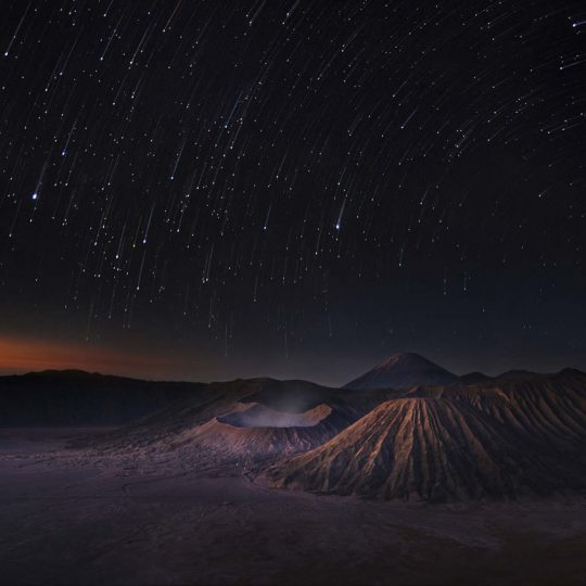 Bromo Before Sunrise - Weerapong Chaipuck