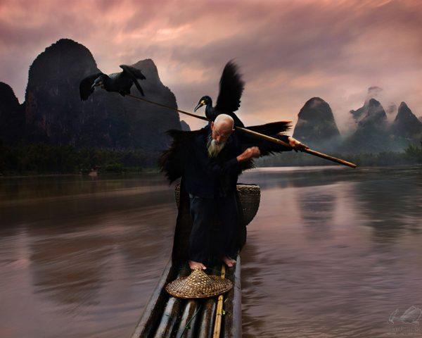 The Last Fisherman - Weerapong Chaipuck