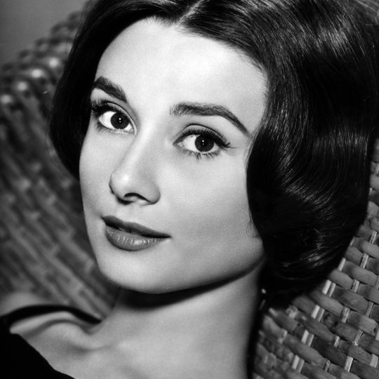 Audrey Hepburn Black and White