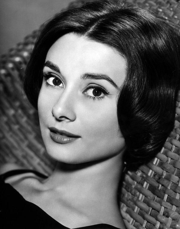 Audrey Hepburn Black and White
