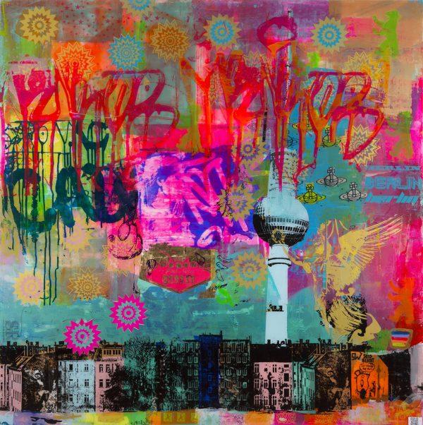 Berlin Ick Liebe Dir - Sandra Rauch