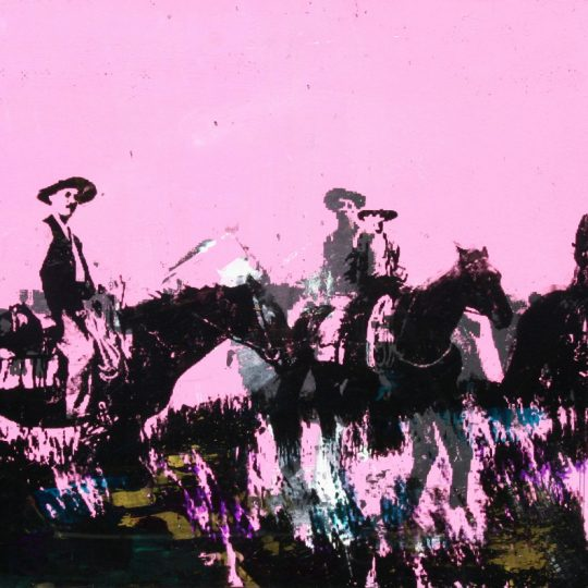 Cowboy Trek - Sandra Rauch