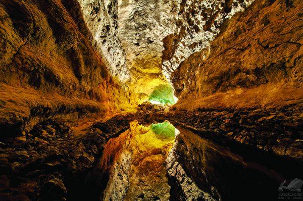 Cueva de Los Verdes - Luc Viatour