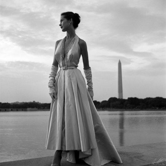 Fashion Model - Toni Frissel.