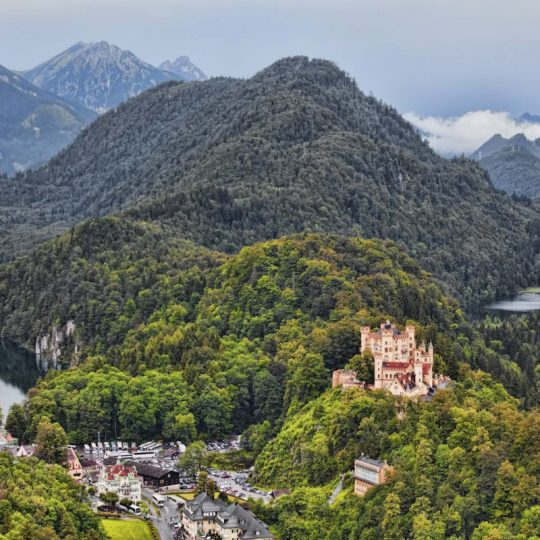 Hohenschwangau Castle - Laimonas Ciunys