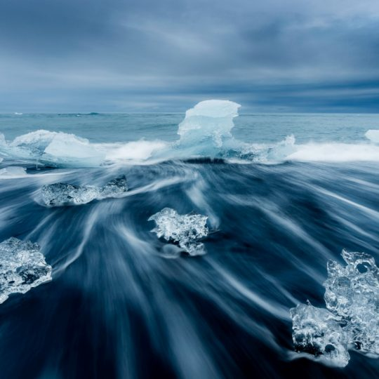 Ice Cubes on Diamon Beach - Andreas Kunz