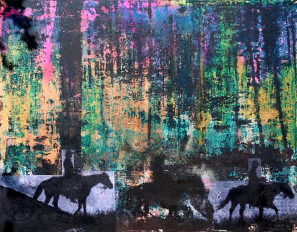 Lonesome Cowboy -Sandra Rauch