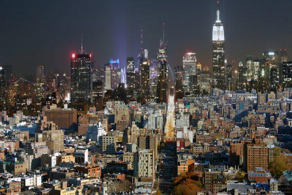 Night and Day NYC - Sandra Rauch
