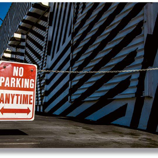 No Parking - Daniela Dragone
