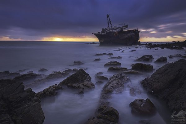 Ship Wreck South África - Andreas Kunz
