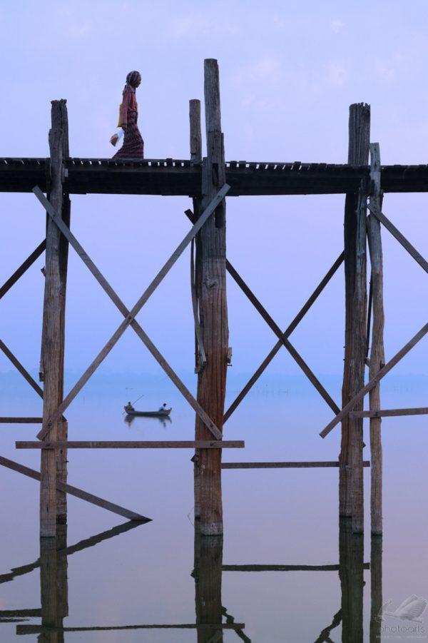 U Bein Bridge - Andreas Kunz