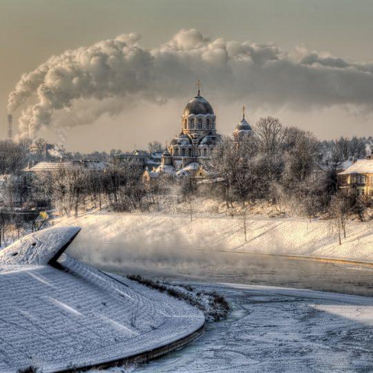 Vinius in Winter -25C - Laimonas Ciunys