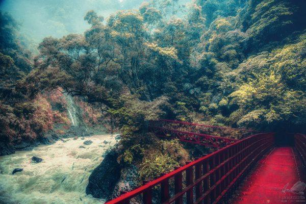 Red Bridge - Hanson Maop
