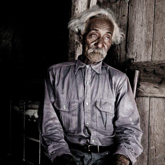 Born into slavery - Dorothea Lange