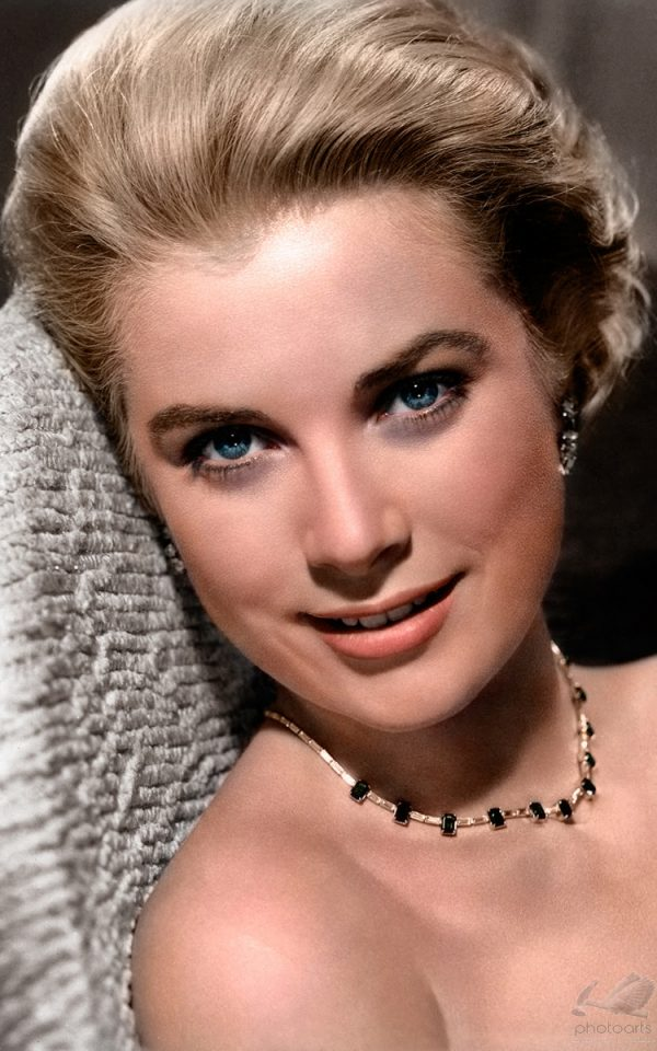 Grace Kelly Princesa de Mônaco