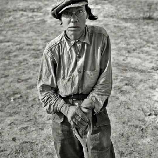 Migratory worker - Dorothea Lange