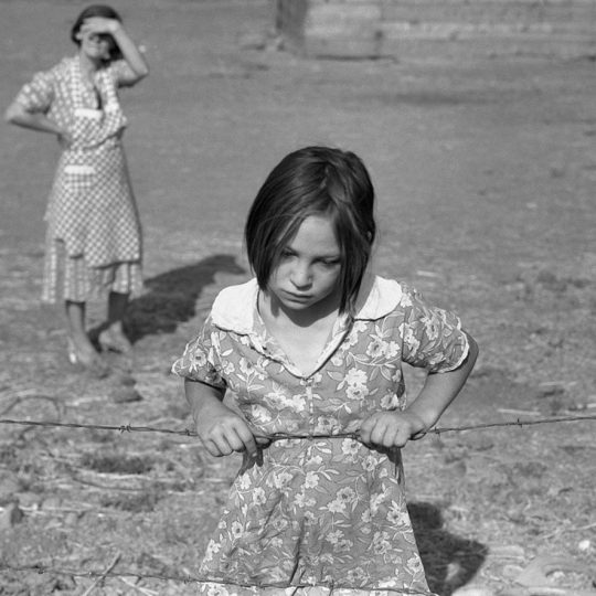 Washington Ennui - Dorothea Lange