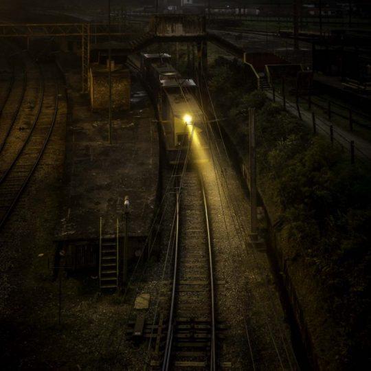 Último trem - Ed Thompson