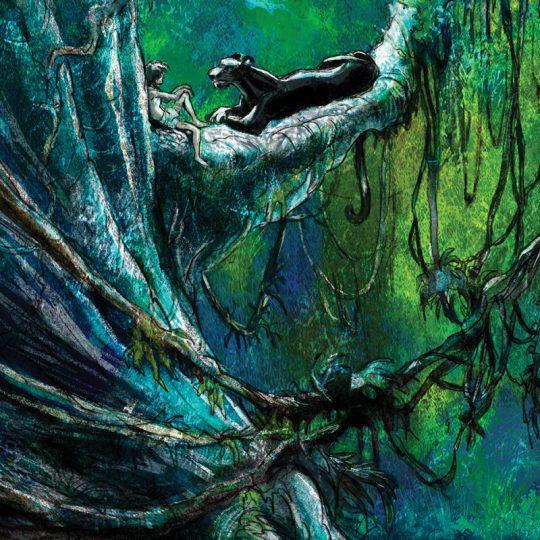Livro da Selva Laurent Cardon