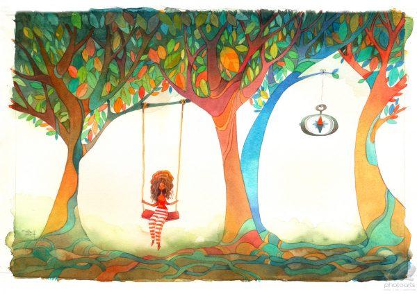 Três Árvores - Cris Eich