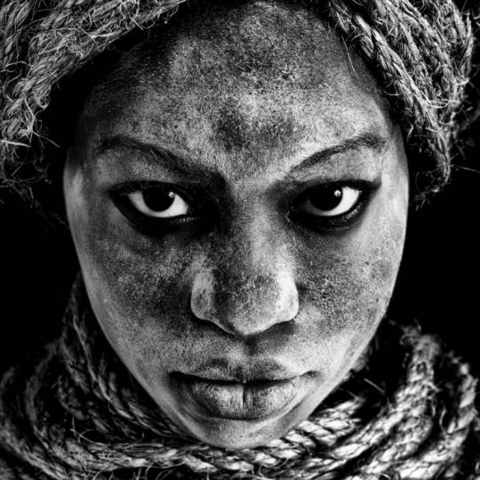 Black Faces II - Marta Azevedo