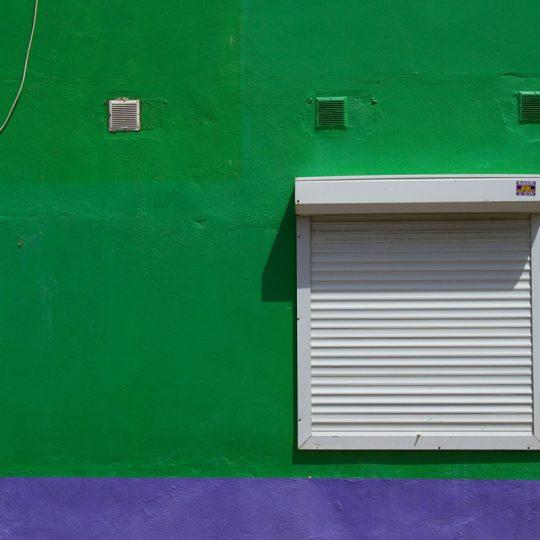 In Greens - Lucille Kanzawa
