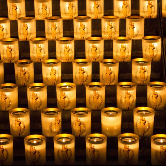 Notre Dame Candles - Talissa Maeda