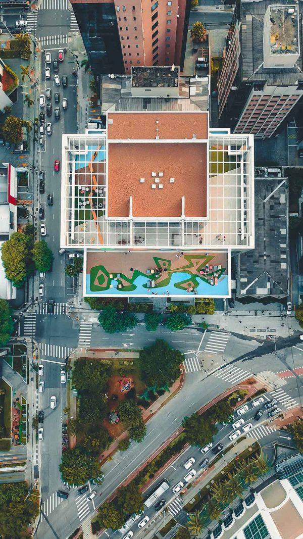 Abstrato Urbano IV - Sérgio Souza