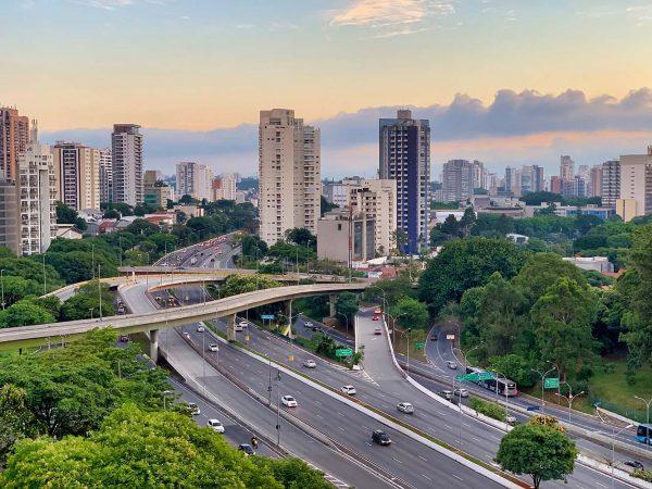 Av. 23 de Maio em São Paulo, SP - Davi Costa