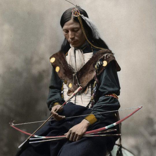 Chief Bone Necklace