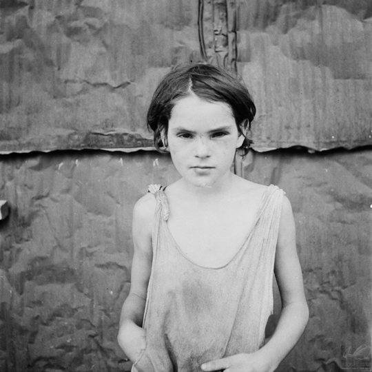 Child - Dorothea Lange