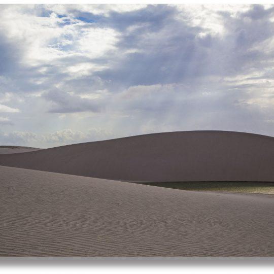 Dunas ao Nascer do Sol - Daniela Dragone
