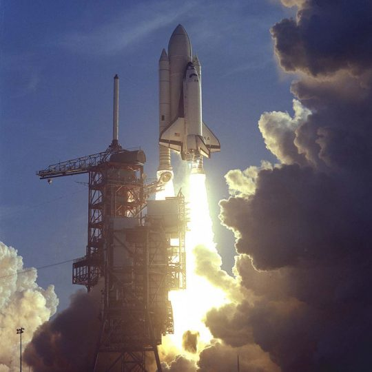 Lançamento STS-1 - NASA
