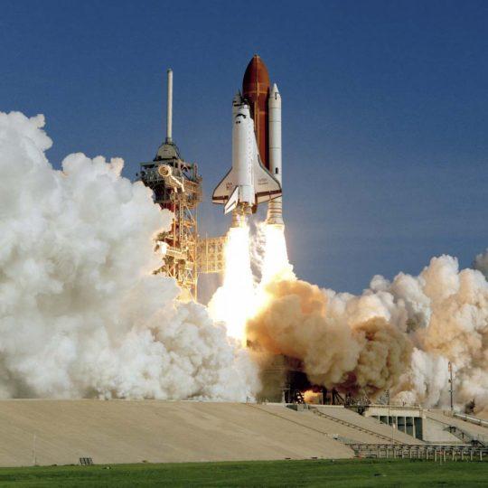 Lançamento da Discovery II - NASA