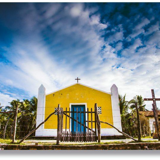 Igreja em Atins - Daniela Dragone