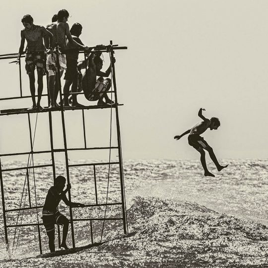 Fliyng to the sea -André Figueiredo